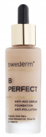 Swederm - B PERFECT - TRIPLE ACTION - Serum, foundation and face protection - SPF 15 - 30 ml