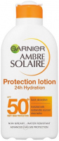 GARNIER - AMBRE SOLAIRE - PROTECTION LOTION - Waterproof, moisturizing protective lotion - 200 ml - SPF 50+
