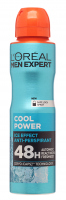 L'Oréal - MEN EXPERT - COOL POWERICE EFFECT ANTI-PERSPIRANT - Deodorant / Antiperspirant spray for men 48H - 150 ml