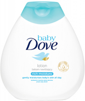 Dove - Baby - Rich Moisture - Lotion - Baby Moisturizing Lotion - 200 ml