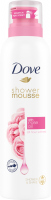 Dove - Shower Mousse - Body Mousse - Rose Oil - 200 ml
