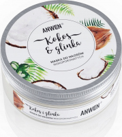 ANWEN - Coconut & Clay - Mask for low porosity hair - 200 ml