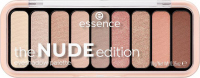 Essence - The NUDE Edition Eyeshadow Palette - Palette of 9 eyeshadows - 10 Pretty In Nude