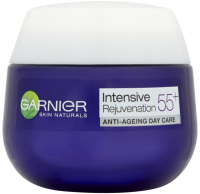 GARNIER - SKIN NATURALS - Intensive Restore 55+ - Anti-wrinkle face cream (plant stem cell extract + rice peptides) - Day - 50 ml