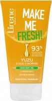 Lirene - MAKE ME FRESH! - Fruit gel for washing the face - Dry and normal skin - Yuzu & Moringa Oil - 150 ml