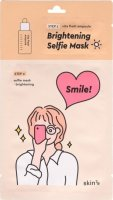 Skin79 - Brightening Selfie Mask - Two-phase, illuminating mask in a patch - 26.5 ml