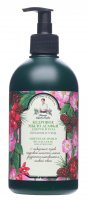 Agafia - Recipes Babuszki Agafii - Nourishing liquid soap for the body and hands - Siberian cedar - 500 ml