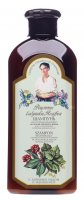 Agafia - Recipes Babuszki Agafii - Regenerating shampoo based on medical soap root for weak and damaged hair - 350 ml