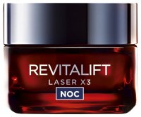 L'Oréal - REVITALIFT LASER X3 - Anti-age night cream-mask- 40+