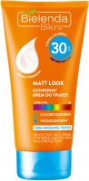 Bielenda - Bikini - Matt Look - Waterproof protective face cream - SPF 30 - 50 ml