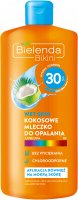 Bielenda - Bikini - Wet Skin - Waterproof coconut sun lotion - SPF 30 - 200 ml