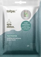 Tołpa - Spa Detox Harmonia - Mud peeling for wellness - Geranium - 42 g