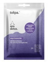 Tołpa - Spa Detox - Mud salt for wellness - Lemon and Rosemary - 60 g