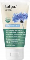 Tołpa - Green - Mild micellar gel for washing the face, eyes and lips - 150 ml