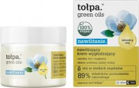 Tołpa - Green Oils - Moisturizing and smoothing face cream - Day / Night - 50 ml