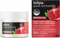 Tołpa - Green Red Fruits - Regenerating all-night mask face cream - 50 ml