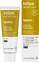 Tołpa - Dermo Face Lipidro - Nourishing, regenerating cream / oil - Night - 40 ml