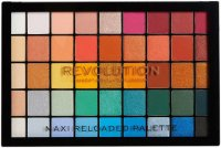 MAKEUP REVOLUTION - MAXI RELOADED PALETTE - SHADOW PALETTE - 45 eyeshadows - BIG SHOT