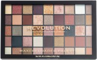 MAKEUP REVOLUTION - MAXI RELOADED PALETTE - SHADOW PALETTE - 45 eyeshadows - LARGE IT UP