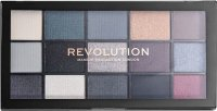 MAKEUP REVOLUTION - RELOADED SHADOW PALETTE - 15 eyeshadows - BLACKOUT