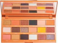 I Heart Revolution - SHADOW PALETTE - PEANUT BUTTER CUP - Palette of 18 eye shadows - (CHOCOLATE WITH NUT BUTTER)