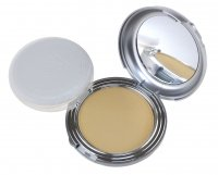 Kryolan - Light Dermacolor - Translucent Compact Powder Day - 70150