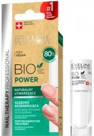 Eveline Cosmetics - NAIL THERAPY PROFESSIONAL - BIO POWER - Natural nail hardener / conditioner - 8 ml