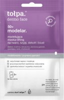 Tołpa - Dermo Face 50+ Modelar - Modeling and lifting face, neck, cleavage and bust mask - 2 x 6 ml