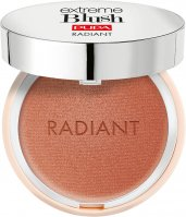 PUPA - EXTREME BLUSH - RADIANT - Cheek blush with a luminous effect - 010 BRONZE FEVER