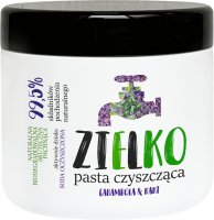 ZIELKO - Natural Cleaning Paste - Carambola & Kaki - 500 g