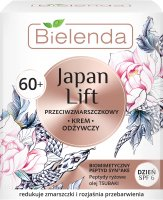 Bielenda - Japan Lift - Anti-wrinkle nourishing face cream - Day - SPF 6 - 60+