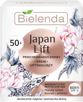 Bielenda - Japan Lift - Anti-wrinkle lifting face cream - Day - SPF 6 - 50+