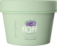 FLUFF - Superfood - Facial Cleansing Mousse - Face cleansing mousse - Forest berries - 50 ml