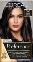 L'Oréal - Préférence - Permanent Haircolor 3.0 - BRASILIA - DARK BROWN - Hair dye - Permanent coloring - Dark Brown
