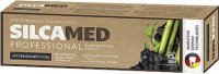 SILICAMED - Black Whitening Organic - Whitening toothpaste with charcoal - 100 g