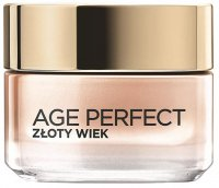 L'Oréal - AGE PERFECT GOLDEN AGE - Rosy Re-Fortifying Care - Rose Strengthening  Facial Cream - Day - 50 ml - 60+