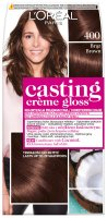 L'Oréal - Casting Creme Gloss - Caring color without ammonia - 400 Bronze