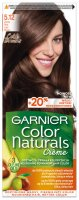 GARNIER - COLOR NATURALS Creme - Long-lasting, nourishing hair color - 5.12 Cold Brown