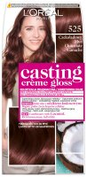 L'Oréal - Casting Créme Gloss - Caring without ammonia - 525 Chocolate Mousse
