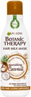 GARNIER - BOTANIC THERAPY - NOURISHING COCONUT HAIR MILK MASK - Strongly nourishing mask for dry hair without bounce - 250 ml
