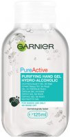 GARNIER - PURE ACTIVE - PURIFYING HAND GEL HYDRO-ALCOHOLIC - Cleansing hand gel - 125 ml