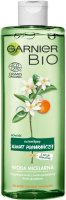 GARNIER - BIO BRIGHTENING ORANGE BLOSSOM - MICELLAR WATER - Illuminating micellar water - 400 ml