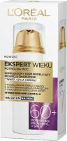 L'Oréal - AGE EXPERT - Triple power - Complex modeling and wrinkle reducing cream for the face, neck and décolleté - Day and Night - 60+