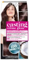 L'Oréal - Casting Créme Gloss - Caring color without ammonia - 5102 Cool Mocha