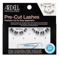ARDELL - Pre-Cut Lashes - Artificial strip eyelashes - DEMI W - DEMI W