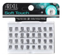 ARDELL - Soft Touch Trios - Triple eyelash clusters - LONG BLACK - LONG BLACK