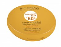 BIODERMA - Photoderm MAX SPF 50+ Mineral Compact - Protective compact mineral foundation