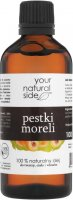 Your Natural Side - 100% Natural Apricot Seeds Oil - 100 ml