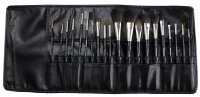 Kozłowski - Professional set of 20 make-up brushes - e750 super