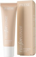 PAESE - Run For Cover - 12h Longwear Foundation SPF 10 - Long-lasting coverage foundation - SPF10 - 30 ml